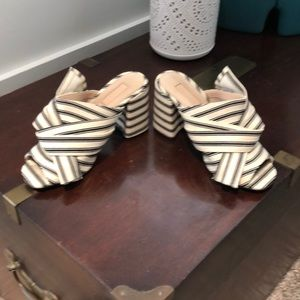 Topshop shoes gently worn